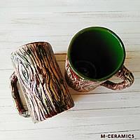 """Керамическая чашка """"ДЕРЕВО"""""""
