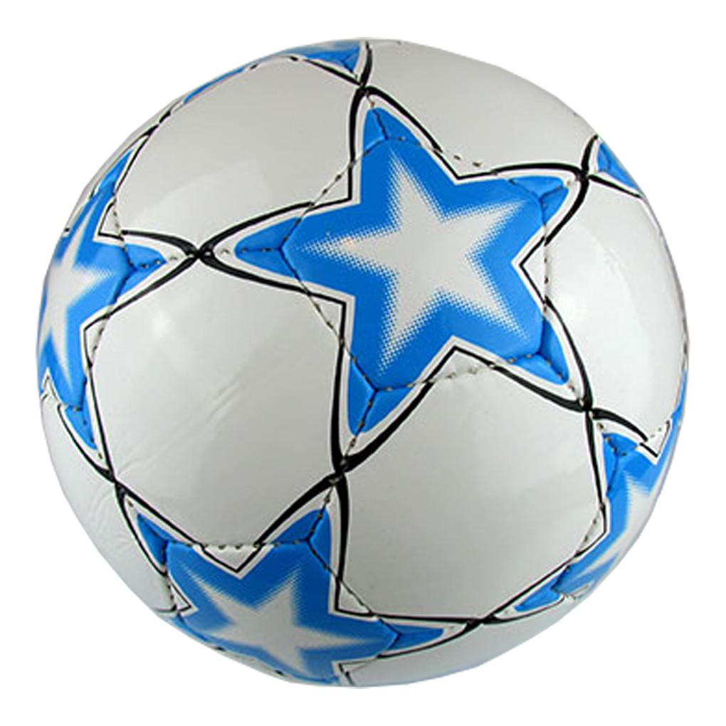 Мяч футбольный UNIT 20144 - US Звезда голубая