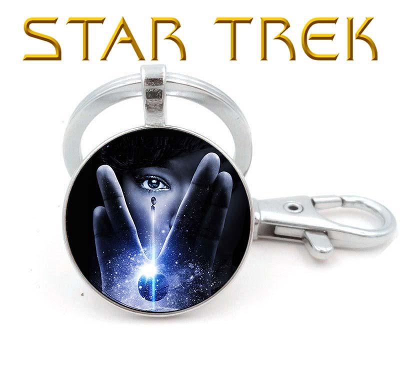Брелок Star Trek Звездный Путь Дискавери