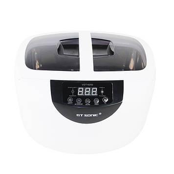 Ванна ультразвуковая VGT-6250 или 2500 2.5 л отмывочная с подогревом