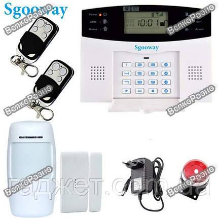 GSM сигнализация Alarm System PG500 / B2G. Полный комплект.Android/IOS, фото 2