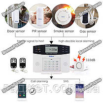 Беспроводная GSM сигнализация PG500 / B2G, ПОЛНЫЙ КОМПЛЕКТ, обновленные датчики., фото 2