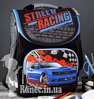 Ранец каркасный  PG-11  Street racing  34*26*14см