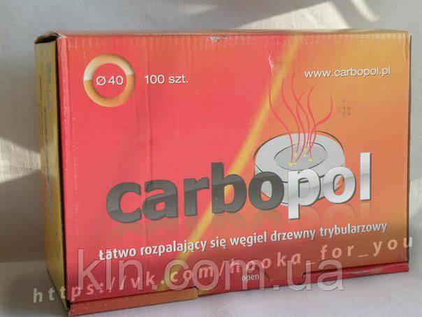 Уголь быстроразгорающийся для кальяна 10 шт по 35 мм! Carbopol