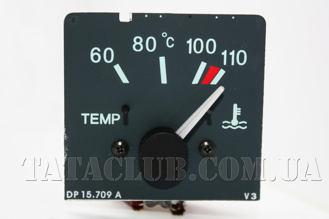 Индикатор температуры охлаждающей жидкости 12V (613 EI,613 EII ) TATA MOTORS / Temperature Gauge (Backlit)