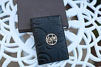 Обложка на паспорт из натуральной кожи Kenzo