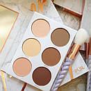 Корректор PUR Cosmetics Contour Diaries Palette (6 цветов), фото 4