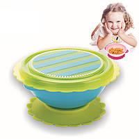 Детский сундук Bowl Antiskid Подающая посуда Малыш Baby Kids Bowl Детская кормушка для тренировки