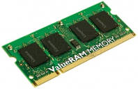 Модуль памяти SO-DIMM 2GB/1600 1,35V DDR3L Kingston ValueRAM KVR16LS11S6/2