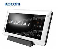 Видеодомофон цветной Kocom KVR-A510 White
