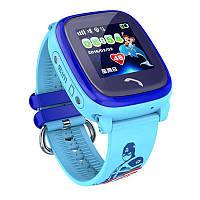 Детские умные GPS часы DF25G Blue (SBWDF25GB)