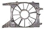 Диффузор вентилятора рад 1.4 для Renault Megane I 1996-2003 7700433728