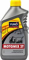 Yuko Motomix 2T (FC) минеральное масло для 2-х тактных двиг., 1 л