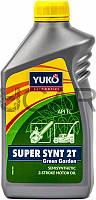 Yuko Super Synt 2T (FC) Green Garden масло для садовой техники, 1 л