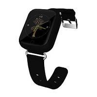 Детские часы-телефон с GPS  WONLEX Q100S Black