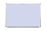 Доска школьная одноповерхностная 900*500