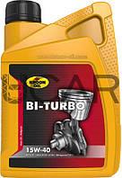 Kroon Oil Bi-Turbo 15W-40 (MB 229.1) минеральное моторное масло, 1 л (00215)