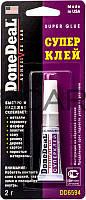 DoneDeal DD6594 Суперклей, 2 г