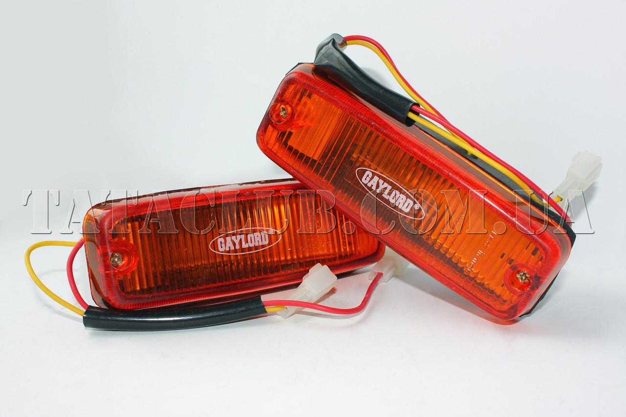 Повторитель указателя поворотов левый/правый 12V/24V (грузовик) (613 EI,EII,EIII) / As. Side Ind. Lamp RH / LH