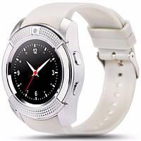 Смарт-часы Smart Watch V8 White, фото 1