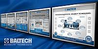 Учебные плакаты «Правила центровки промышленного оборудования»