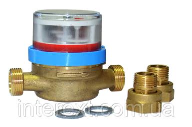 Счётчик холодной воды Новатор (Украина) ЛК-20Х Ду20, фото 2