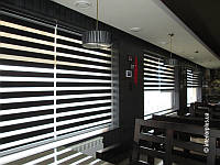 Кассетные шторы Делайт с декорированием кассеты. Германия