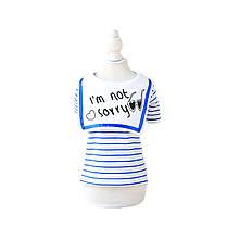 КотОдеждаРубашкидляполотенецОдежда для собак Домашние животные Платья Весна Летнее платье Pet Puppy Summer Shirt, фото 2