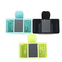 3D Специальные эффекты Мобильный телефон 3D Mini Объектив HD Таймер автоэлектроники 3D Fisheye Объектив