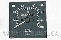 Спидометр 1:0.72 (613 EIII) TATA MOTORS / Speedometer