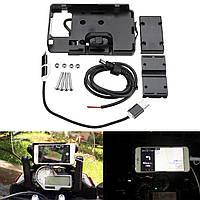 GPS Зарядное устройство для USB-навигатора USB для BMW S1000R S1000XR R1200GS R1200R