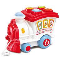 Детская игрушка - паровозик Bontempi Baby 1st Toy PiccinoPiccio