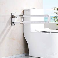 60cm / 75cm Длина Туалет Ванная комната Захват бар Пожилым людям Поручни Подушки безопасности Перила безопасности