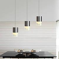 Современный акрил LED Люстра Кулон Лампа Потолочный светильник для декора декоративной гостиной AC220V - 1TopShop