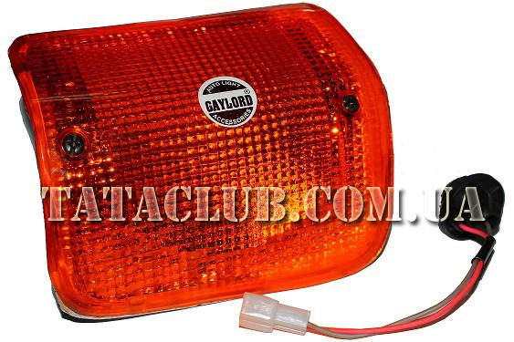 Указатель поворота правый 12V/24V(613 EI,613 EII,613 EIII) Gaylord Индия / Blinker Lamp RH