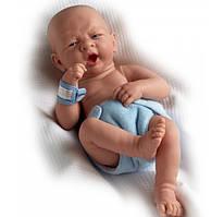 Berenguer, кукла Зевающий младенец, мальчик 36 см