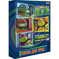 "Папка для труда картоная А4 ""Ninja Turtles"""