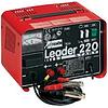 Зарядний пристрій акумуляторів і цифрове пусковий пристрій Telwin Leader 220 START