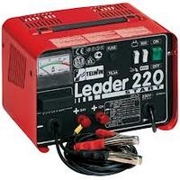 Зарядний пристрій акумуляторів і цифрове пусковий пристрій Telwin Leader 220 START, фото 1