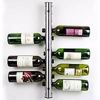 Mental 12 Hole Wine Water Bottle Holder Настенный винный шкаф Стенд для кухни Стойка для кухни