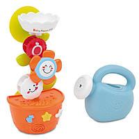 Детская игрушка - музыкальный цветок с лейкой Prima Infanzia Baby 1st Bath PiccinoPiccio