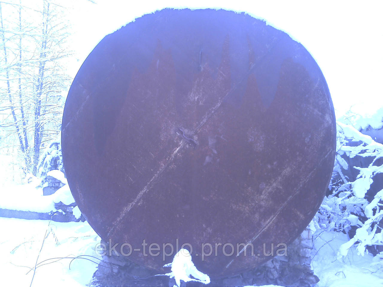 Металлические бочки 75 м3