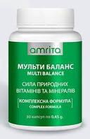 Витамины для красоты Амрита Мультибаланс