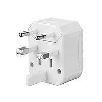 Travel Power International Plug Adapter Universal Worldwide Набор UK / US / EU / AU Plug Adapter