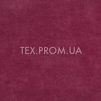 Трикотажное полотно велюр пенье хлопок/полиэстер окрашенное, цвет бордовый
