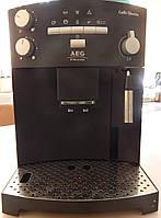 Кофеварка  AEG Coffe Silenzio из Германии