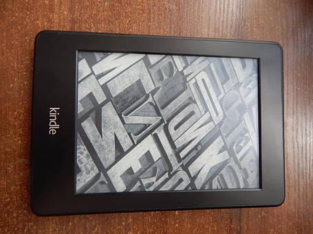 Электронная книга Amazon Kindle Paperwhite 2013  DP75SDI 2nd, фото 2