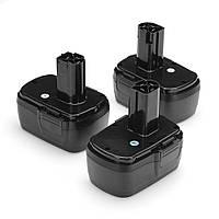 CRA-14.4 14.4V 1.3 / 1.5 / 2.0Ah NI-CD Батарея для CraftsMan Power Инструмент Замена