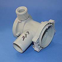 Фильтр насоса в сборе для стиральной машины Indesit, Ariston C00045027, фото 3