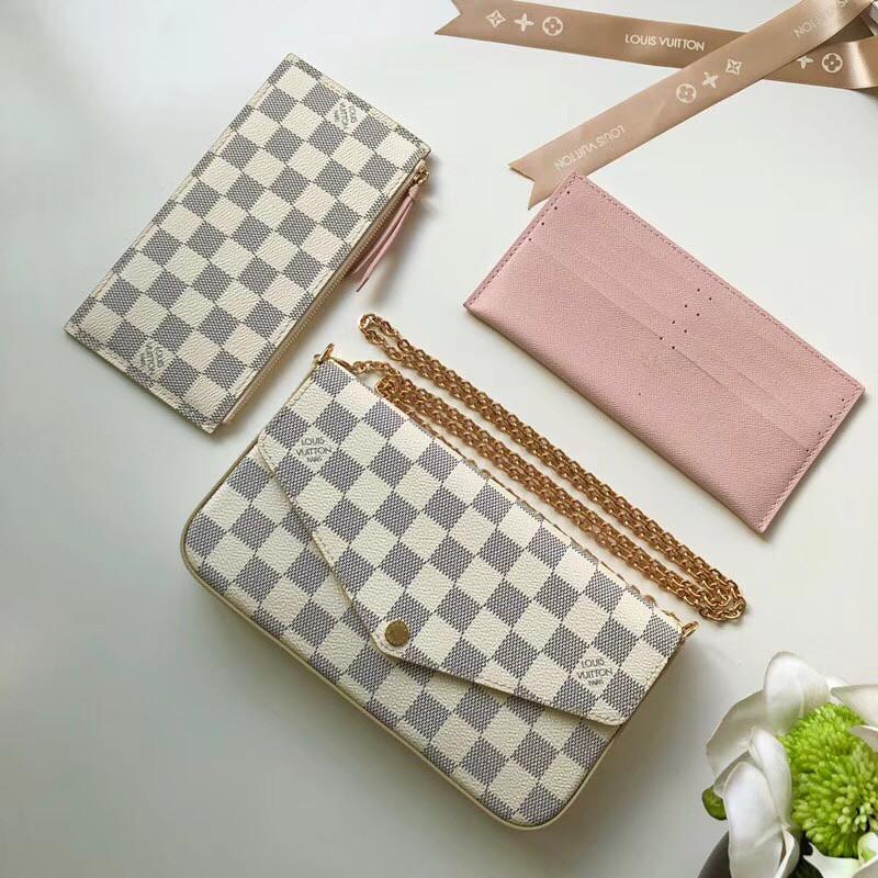 Брендовый кошелек Louis Vuitton